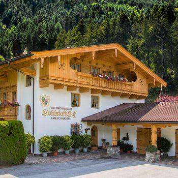 Urlaub im Kohlstatthof in Schwendau